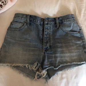 Lucky Brand Shorts - Jean shorts